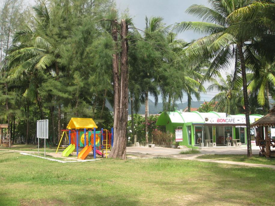 Tsunami Memorial Park, Камала, Пхукет