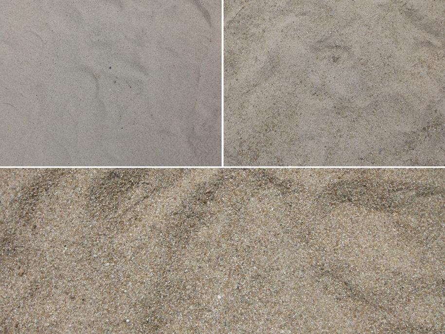 Песок на пляже Камала, Пхукет