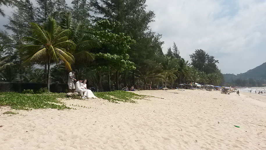 Kamala beach