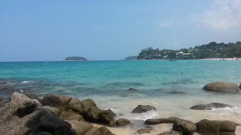 Пляж Ката Ной - чистота и приятный отдых