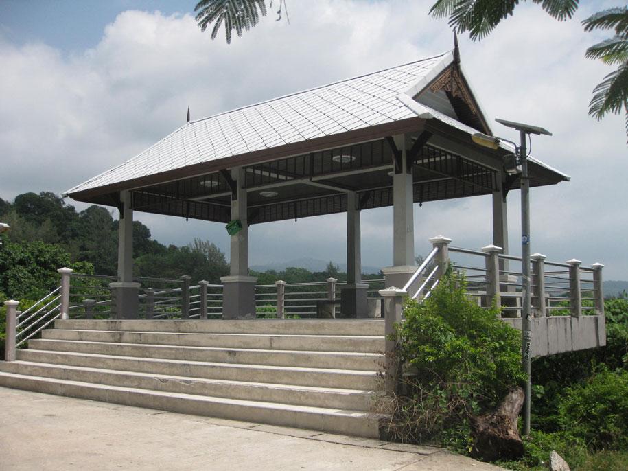 Смотровая площадка - Laem Sing View Point, Пхукет