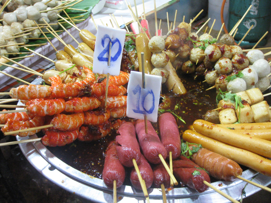 Цены, ночной рынок Карон, Пхукет