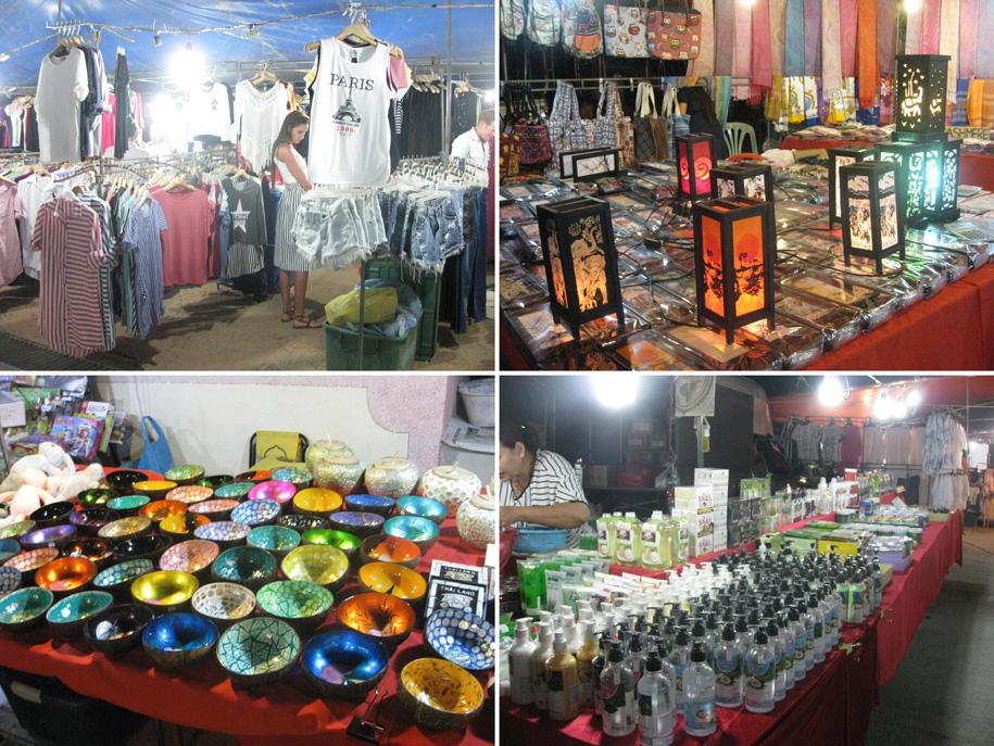 Night Market Karon