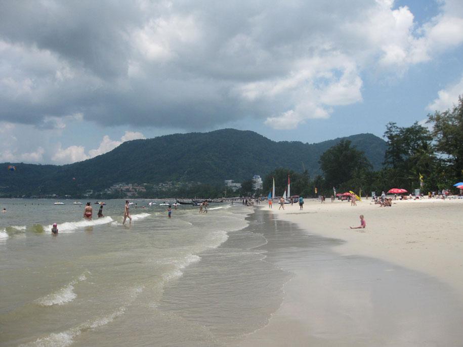 Андаманское море, Патонг, Пхукет