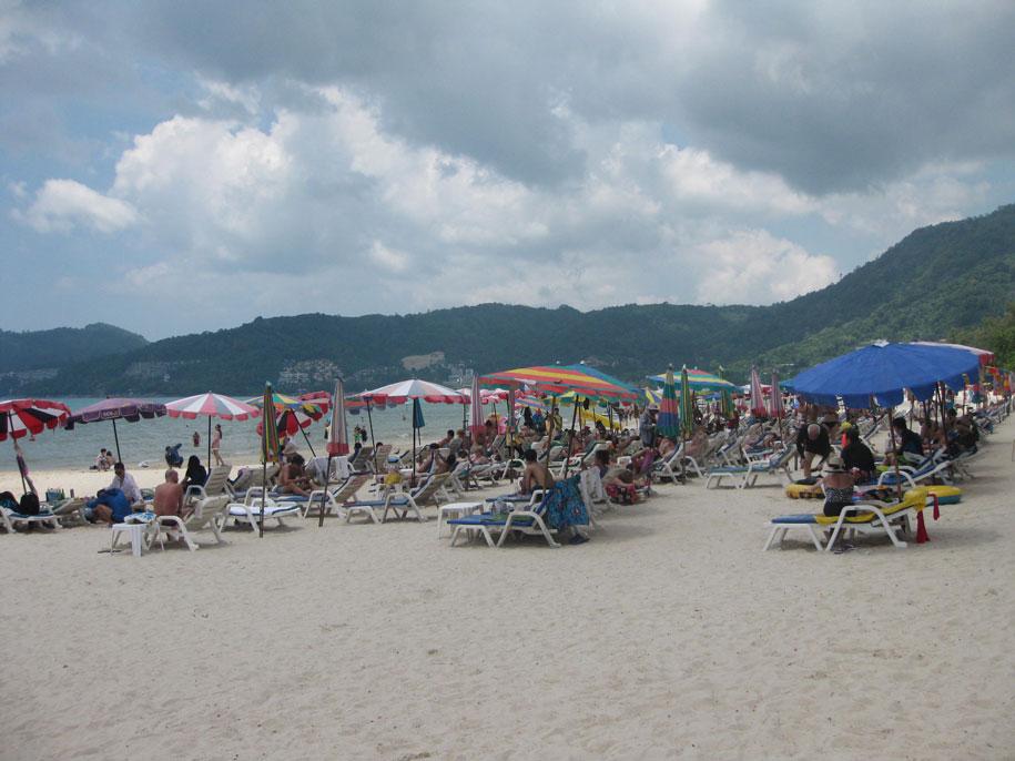 Пляж Патонг, остров Пхукет