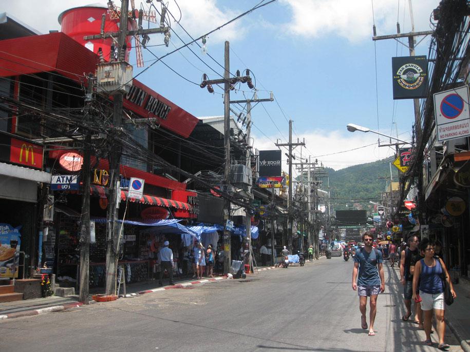 Бангла Роуд, Патонг