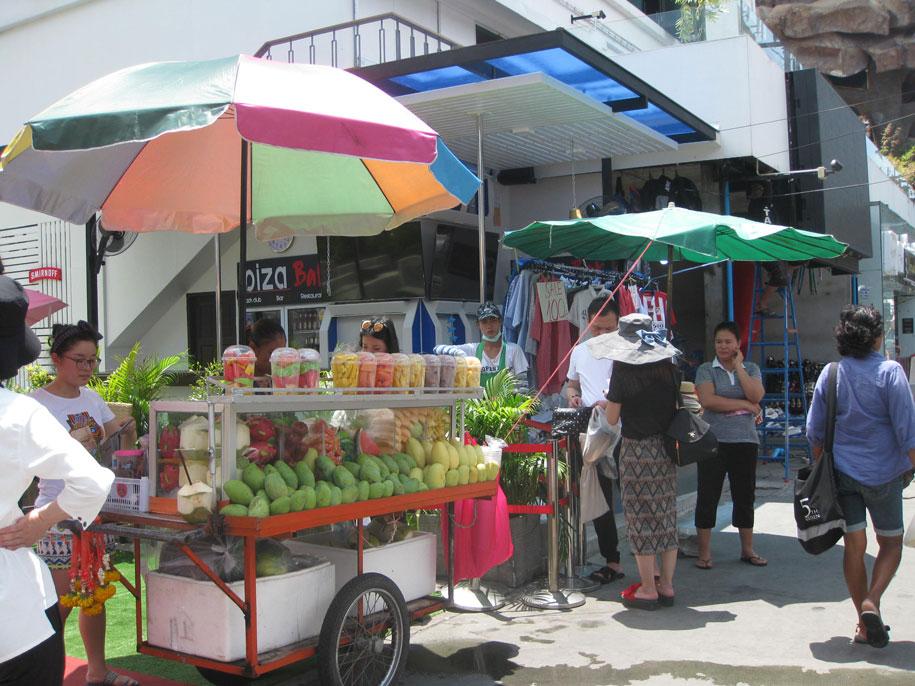 Улица Бангла Роуд, Патонг