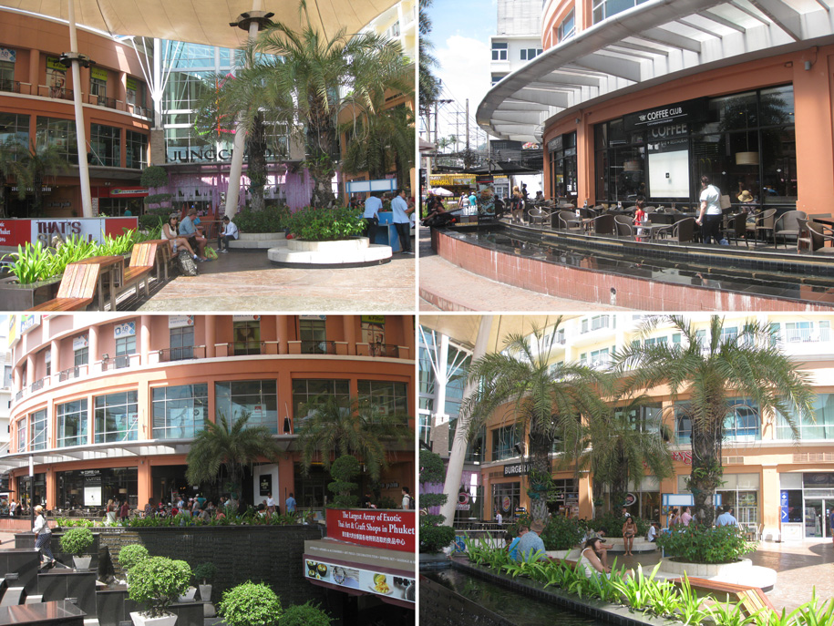 Торговый центр Jungceylon, Патонг