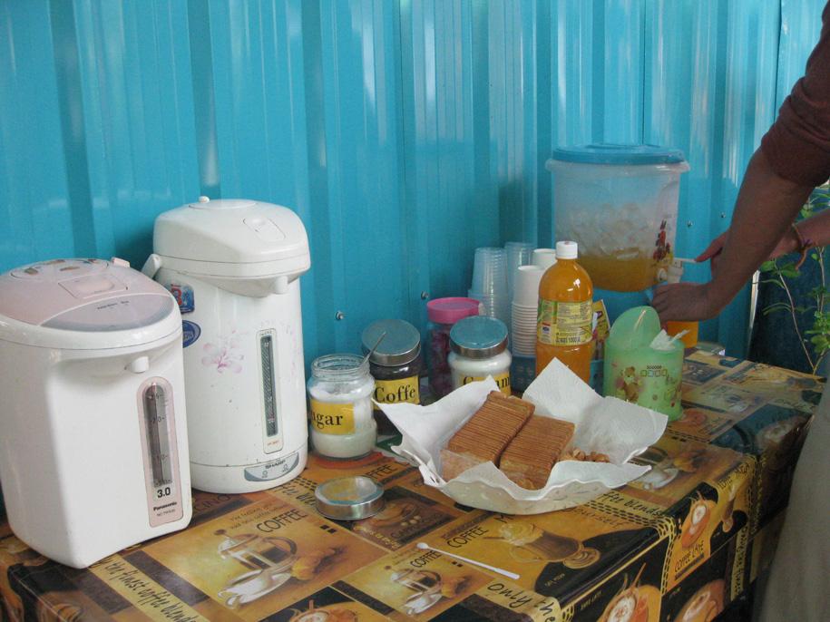 Экскурсия на острова Пхи-Пхи, напитки и закуски