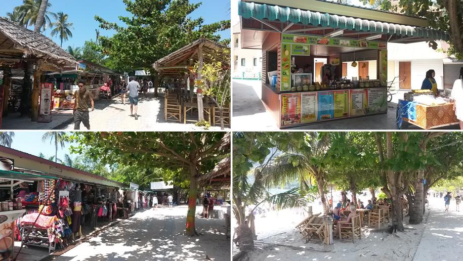 Остров Пхи Пхи Дон, Таиланд