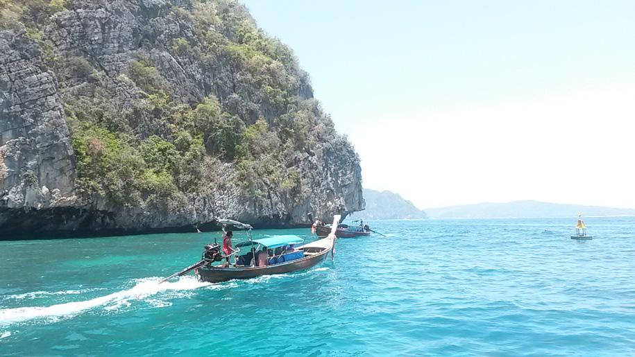 Экскурсия на острова Пхи-Пхи в Таиланде