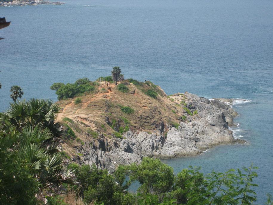 Мыс Промтеп на острове Пхукет