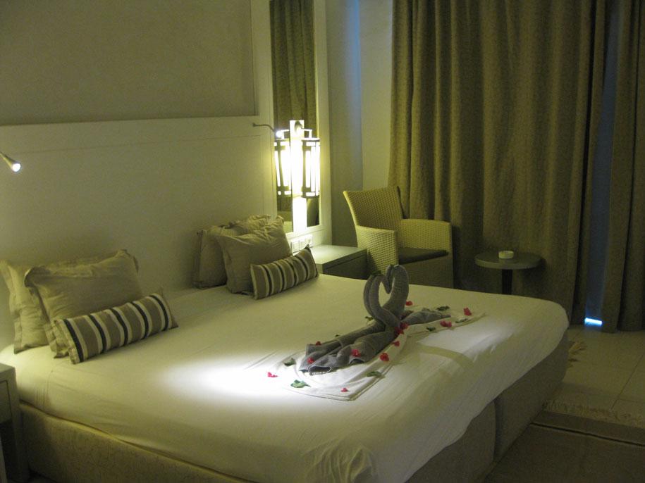 Номера отеля Джерба Плаза, Тунис