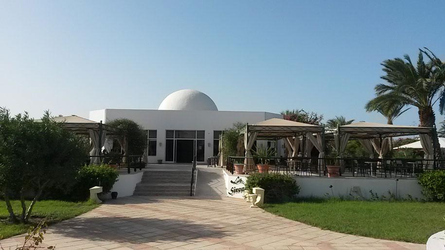 Снек-бар в отеле Джерба Плаза, Тунис