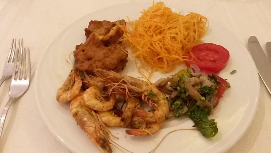 Фото еды в отеле Джерба Плаза, Тунис