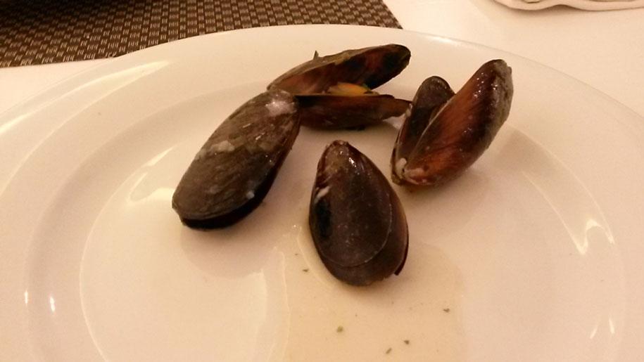 Морепродукты в отеле Джерба Плаза, Тунис