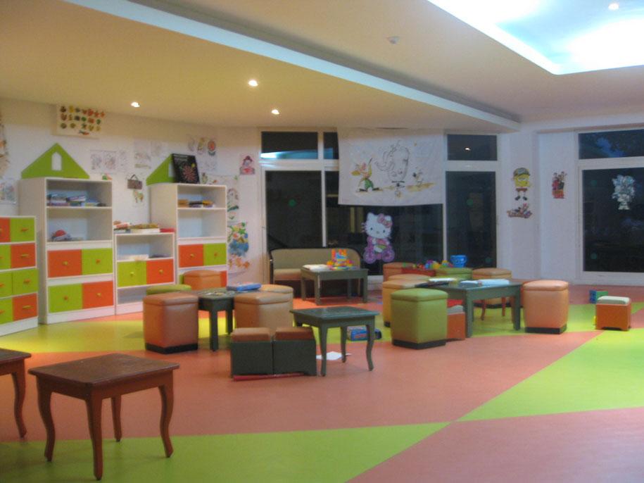 Детская комната в отеле Джерба Плаза, Тунис