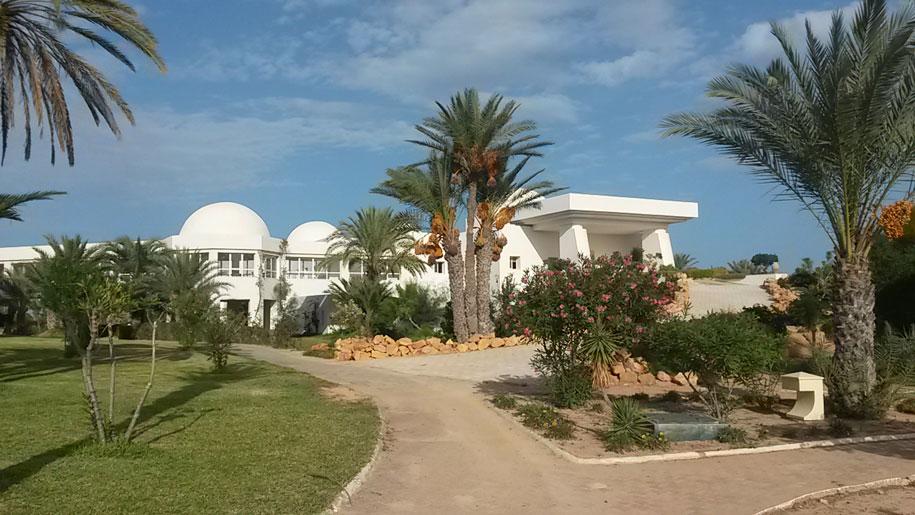 Отеле Djerba Plaza, Тунис