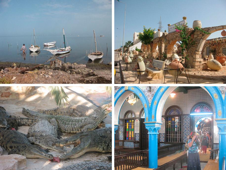 Лучшие достопримечательности острова Джерба, Тунис