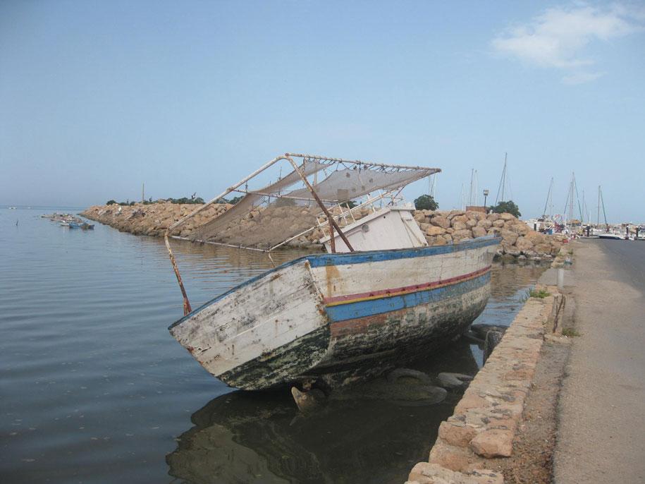 Морской порт, Хумт-Сук, Джерба