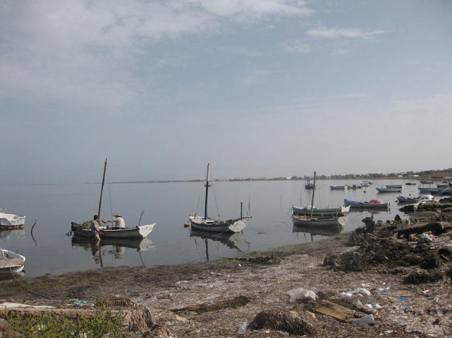 Рыбаки, Хумт-Сук, Джерба