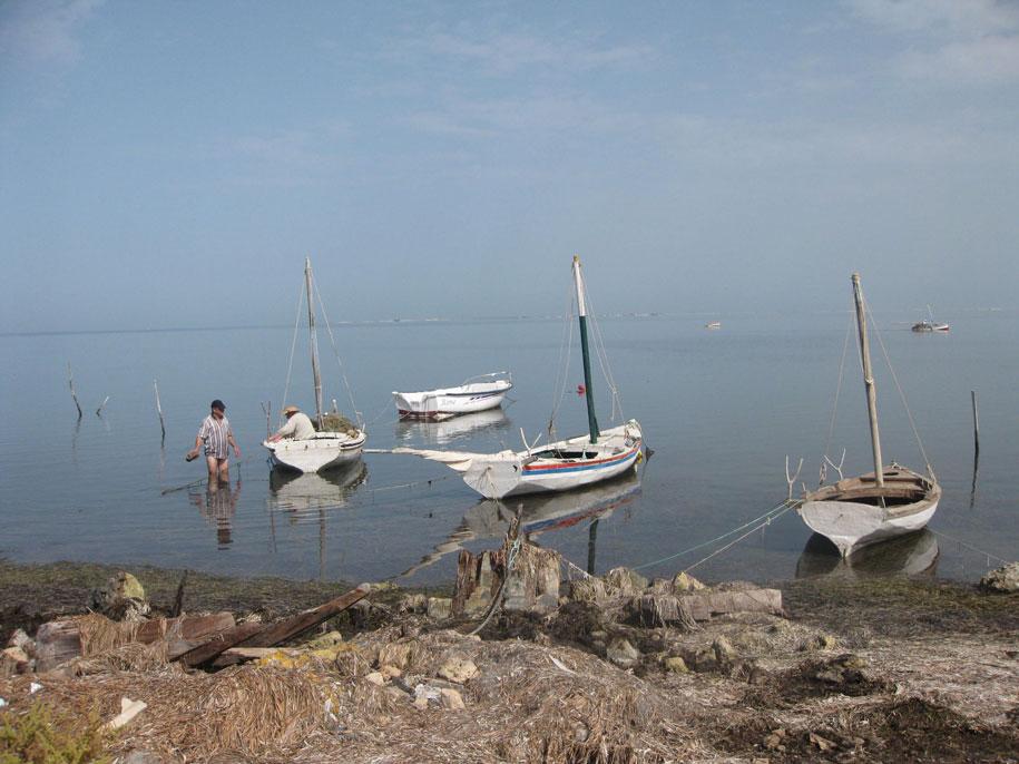 Достопримечательности острова Джерба - рыбацкий промысел, Хумт-Сук