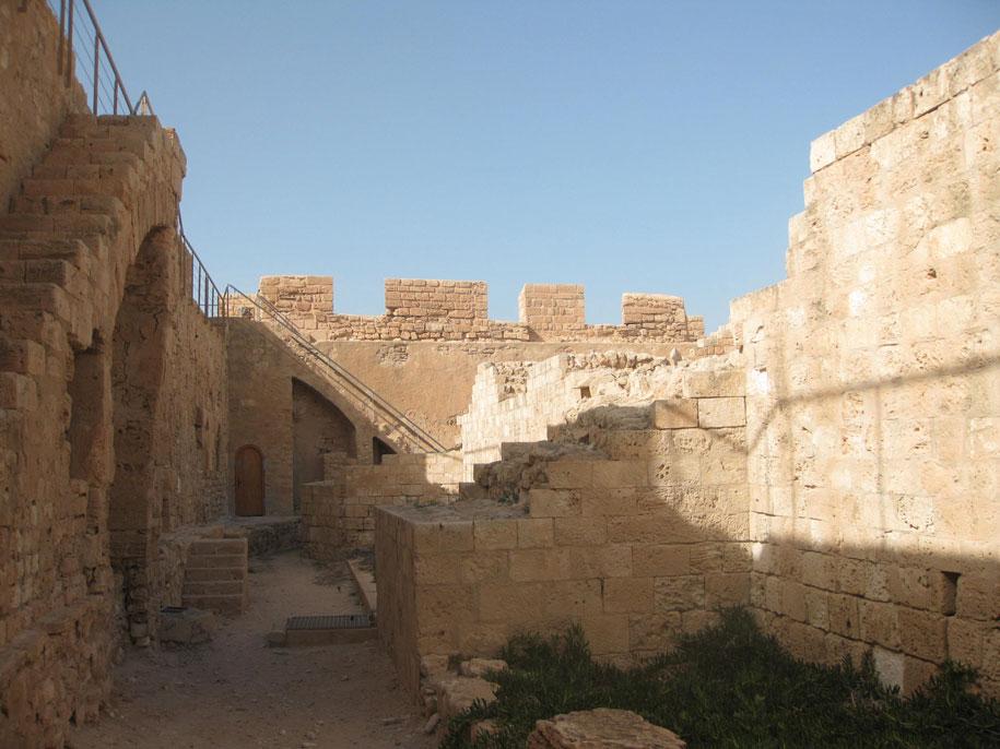 Форт Бордж-эль-Кебир, остров Джерба