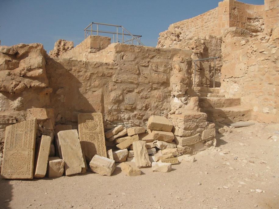 Развалины Форта на острове Джерба