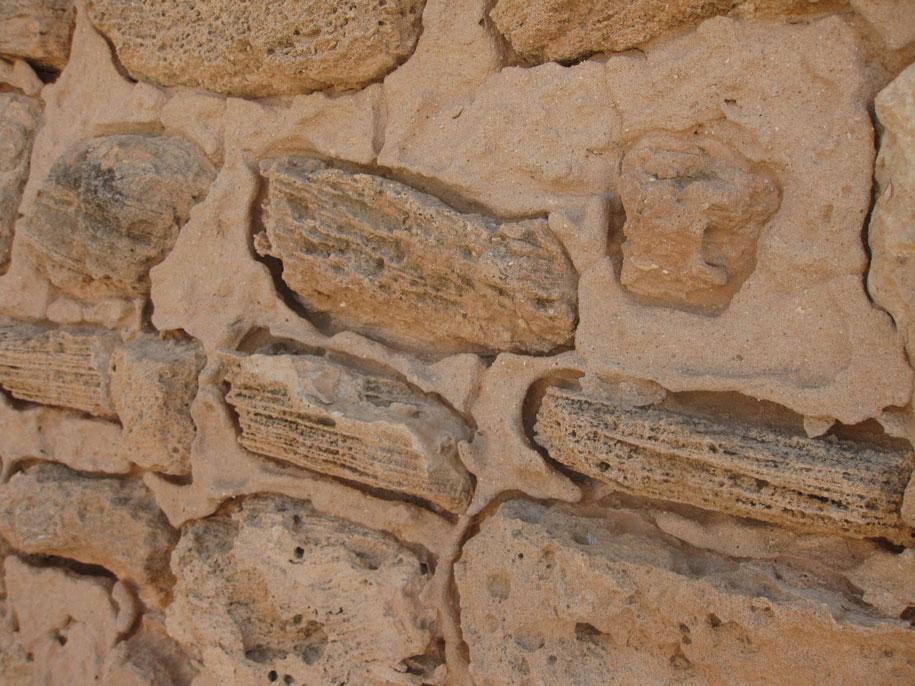 Стены Форта Хумт-Сук, остров Джерба