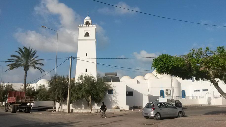 Достопримечательности острова Джерба - Мечети