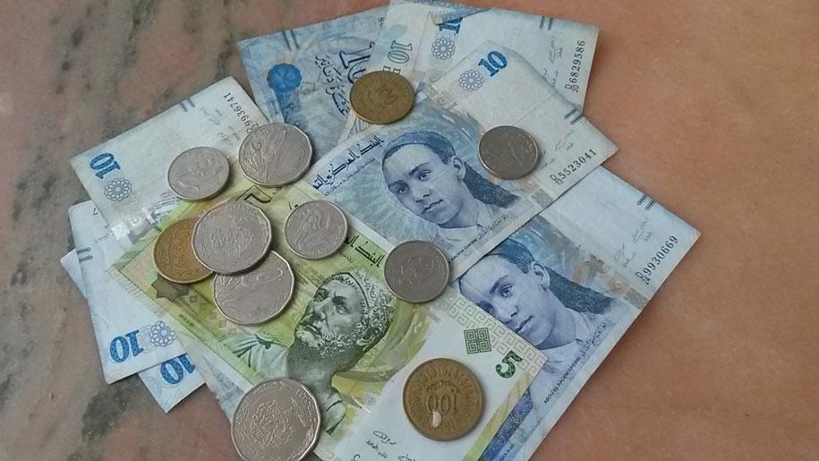 Тунисский Динар, валюта Туниса