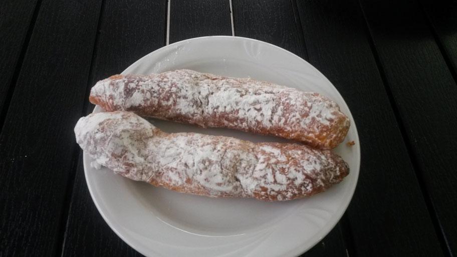 Блюда Аликанте - Чуррос
