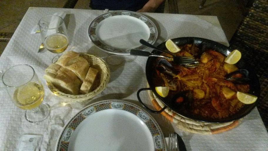 Блюда Аликанте - Паэлья