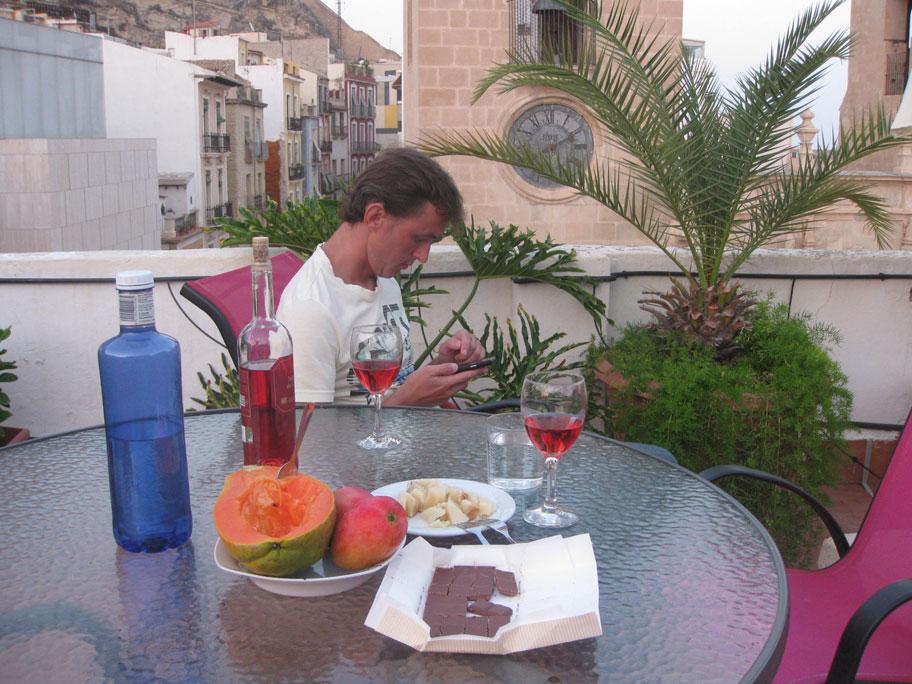 Отдых в Аликанте, испанское вино