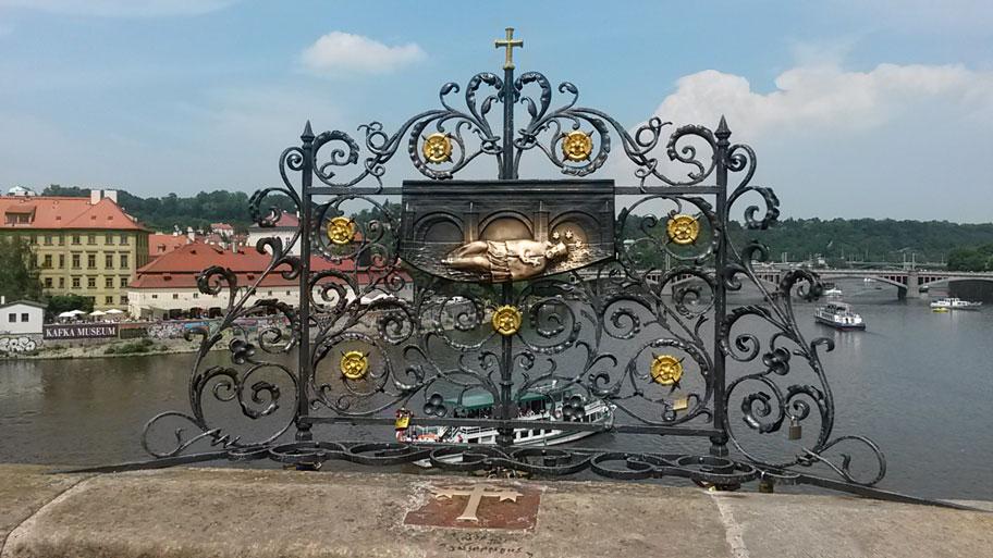 Достопримечательности Праги - Карлов мост исполняет желания!