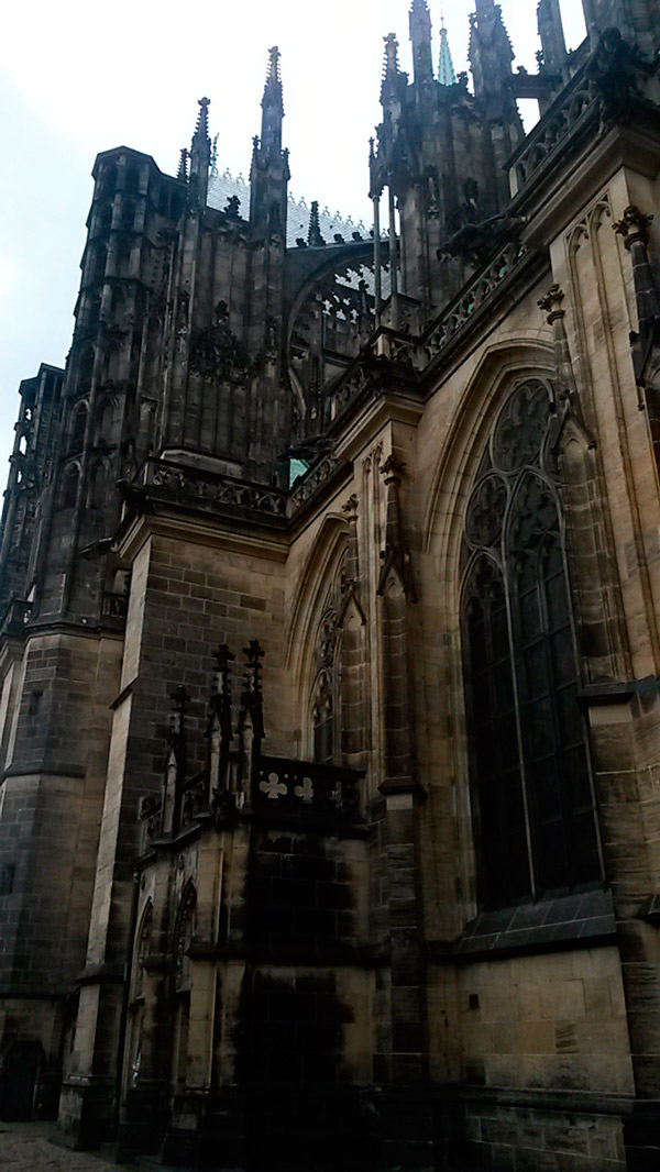 Собор Святого Вита, Пражский Град, Чехия
