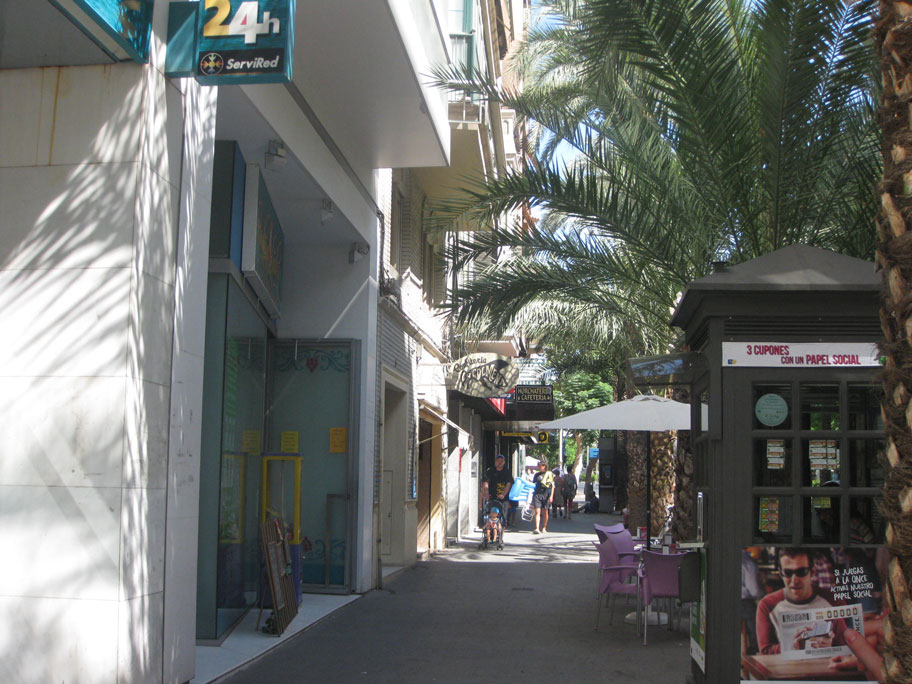 Адреса магазинов в аликанте