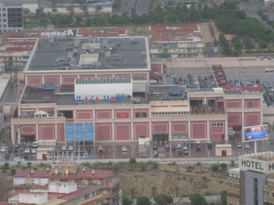 Торговый центр Аликанте - Плаза Мар 2